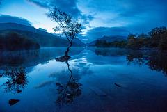 My favourite view of Llyn Padarn