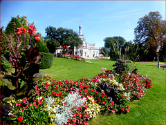jardin public à Cognac