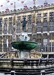 DE - Aachen - Town Hall