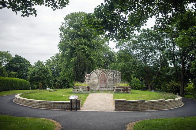 St Serf's Church, Levengrove Park, Dumbarton