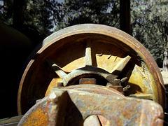 Rail wheel