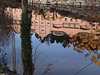 Reflections on River Vouga.
