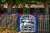 Happy Fish Fence - HFF