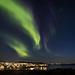 Aurora over Ilulissat
