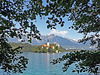 Slovenia - Bled, Pilgrimage Church