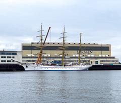 "Das Marineschulschiff ""Gorch Fock"""