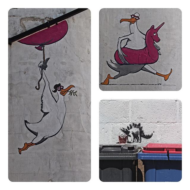 Exmouth Street Art