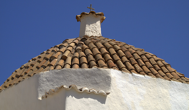 Dome at Sant Joan