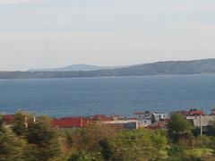 Bord de mer à Kastela