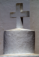 Cross at Sant Joan