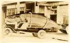 Truckload of Copper River Salmon, Cordova, Alaska, 1937