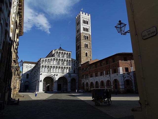 Lucca - Cattedrale S. Martino