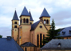 LU - Echternach - St. Willibrord Basilica