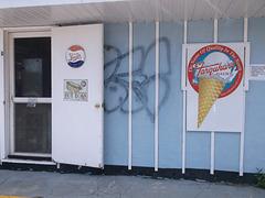 Pepsi et crème glacée / Pepsi y helado