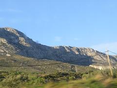 Split : chaîne du mont Mosor