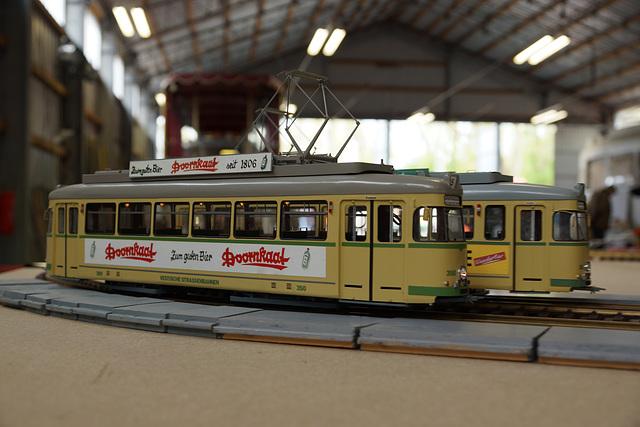 Straßenbahn Wuppertal Spur II 105