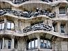 Barcellona : Le sculture in ferro battuto della Pedreira