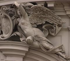 Statue statuary skulpuren sculpures...vienna