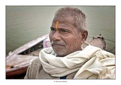 Rameur du Gange