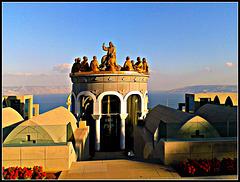 Domus Galilaeae - Korazim (Israel)