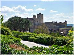 Le château de Beynac (24) avec note