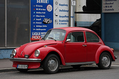Schicker alter Käfer