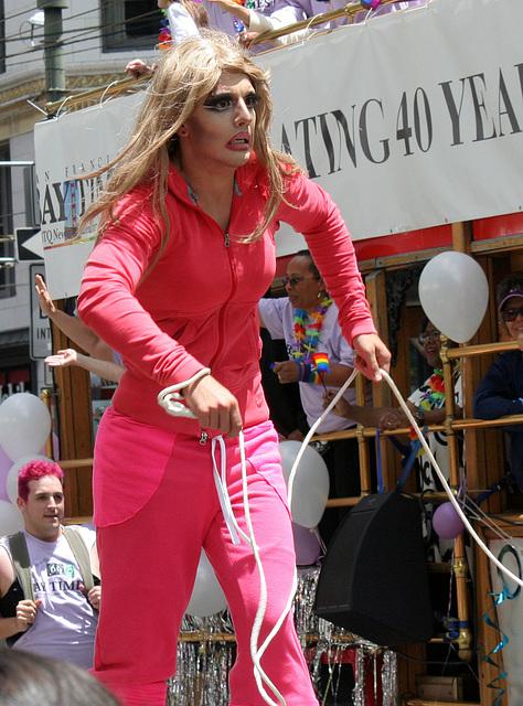 San Francisco Pride Parade 2015 (6564)