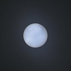transit de Mercure, 9h03