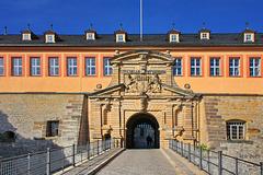 Erfurt, Zitadelle Petersberg ... HFF!