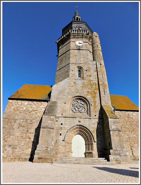 Eglise Saint Jean à Lamballe (22)