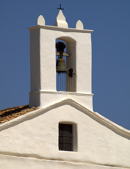Bell Tower at Sant Llorenc de Balafia