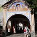 Entrance to Rila Monastery