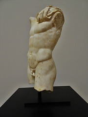 Roman Torso of a Naked Youth (1st-2nd century CE)