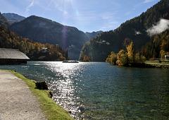Herbst am Königssee