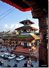 """""""Durbar Square"""" - Kathmandu - NEPAL"""