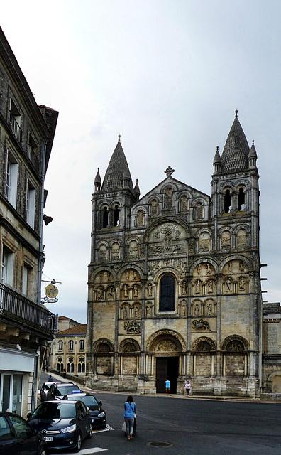 Angoulême - Cathédrale Saint-Pierre