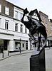 Guildford High Street sculpture