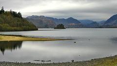 Serene Derwent Water - Cumbria