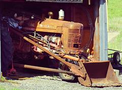 Rusty Farmall