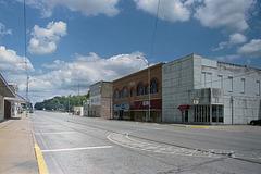 Main Street In Norris City