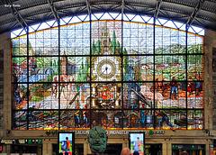 Estación Abando Indalecio Prieto - Bilbo - Euskal Herria