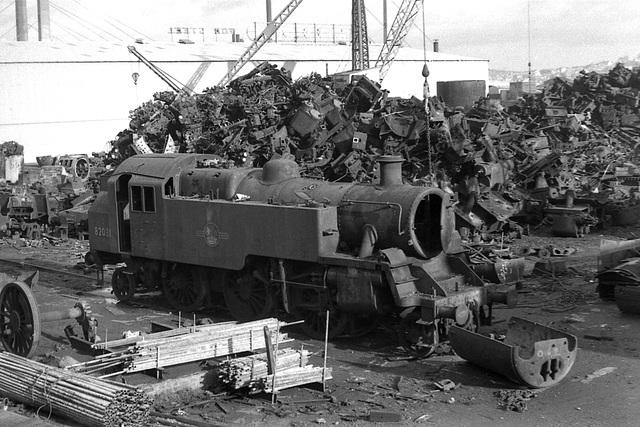 Cashmores Newport Wales October 1968