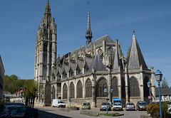 Caudebec-en-caux, Église Notre-Dame