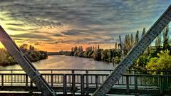 Auheimer Mainbrücke