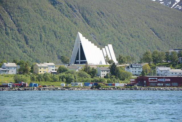 Norway, Tromsø, Arctic Cathedral