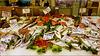 Genova :  Banco del pesce al Mercato Orientale - (627)