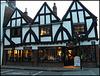 half-timbered restaurant