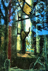 Smashed Stained Glass