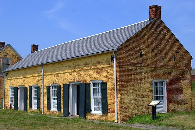 Fort Mifflin Quartermasters