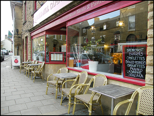 The Old Mill Cafe